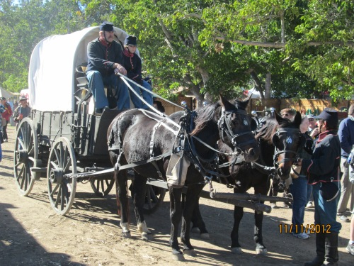 civil war reenactment Moorpark 005