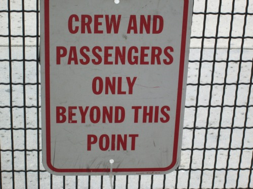 sign el monte airport