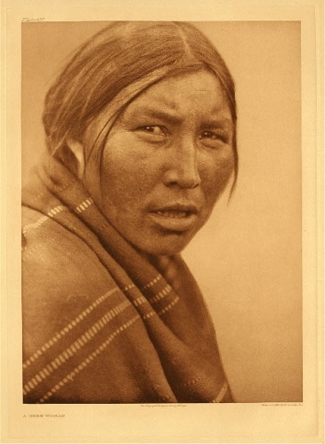 cree woman