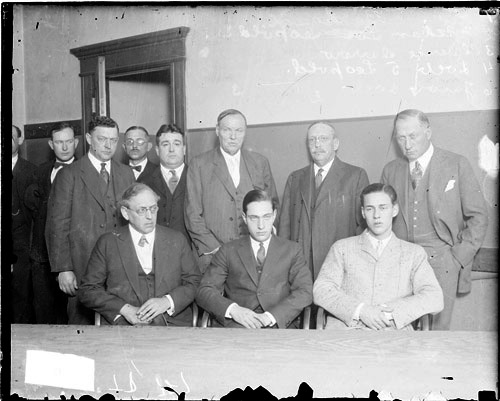leopold and loeb A history of chicago's infamous 1924 leopold and loeb murder case, told chiefly through a rare collection of carefully arranged primary source material, including.