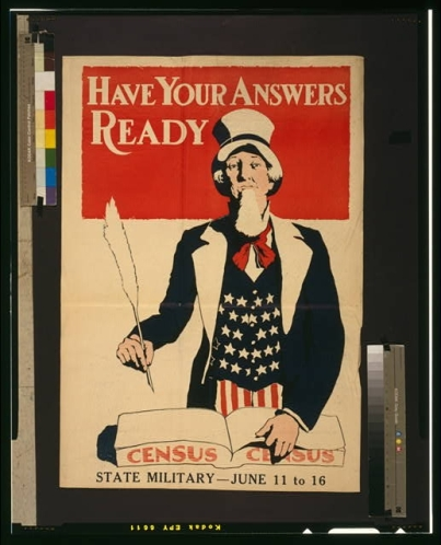 census WWI