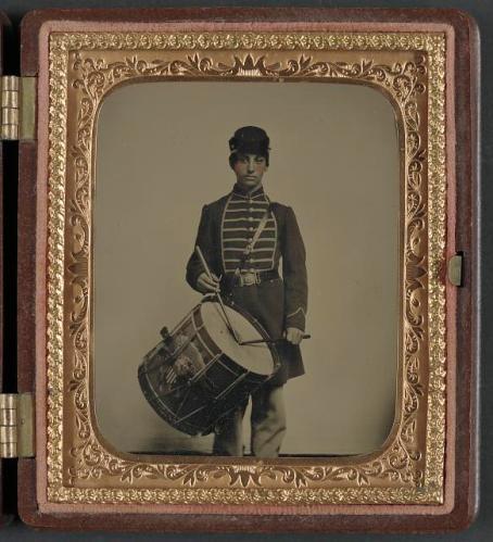 civ war drummer