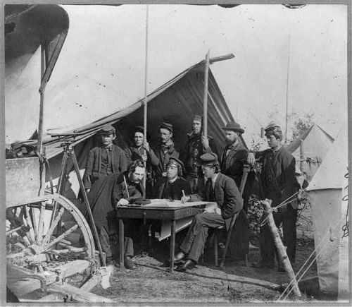 civil war group