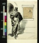 lusitania cartoon with skull