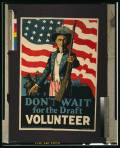 volunteer WWI