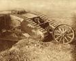 WWI tank