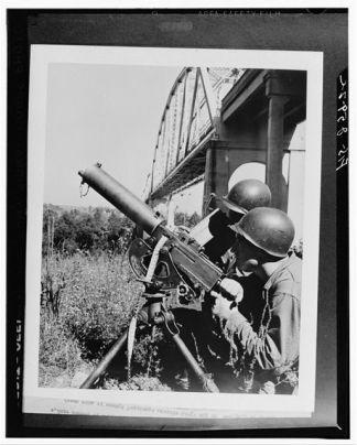 anti aircraft machine gun