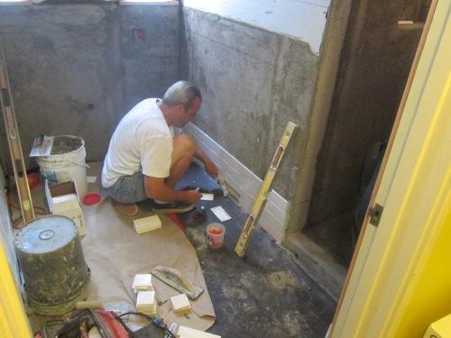 remodel bathroom  tile 021