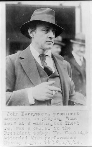 john barrymore 1924