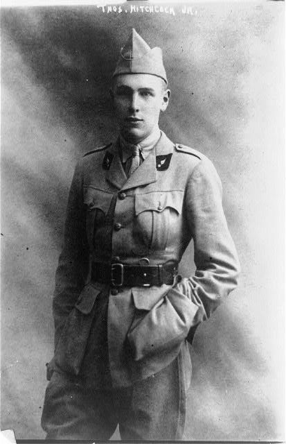 1918 thomas hitchcock