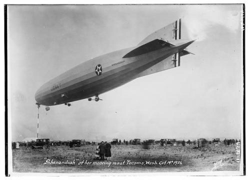 blimp shenandoah 1924