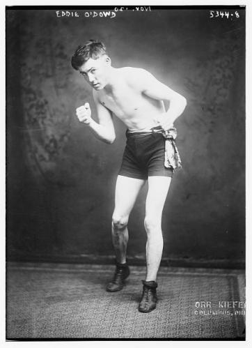 fighter eddie o'dowd