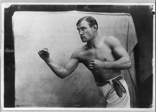 fighter frank klause 1910-1915