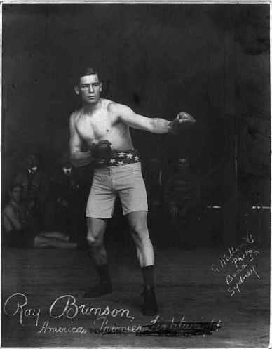 fighter ray bronson 1911