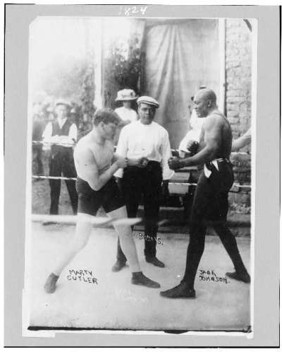 fighters marty cutler and jack johnson