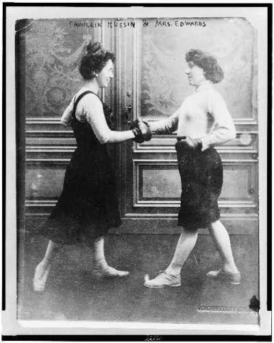 fighters women 1911