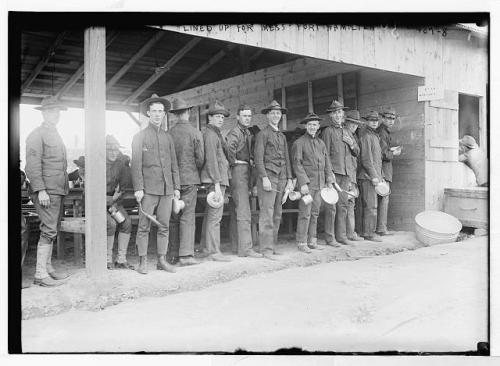 fort hamilton soldiers