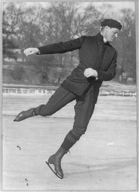ice skater irving brokaw
