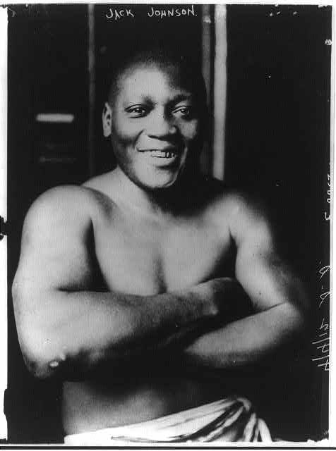 jack johnson 1915