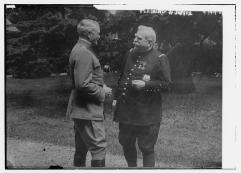 Pershing and Joffre
