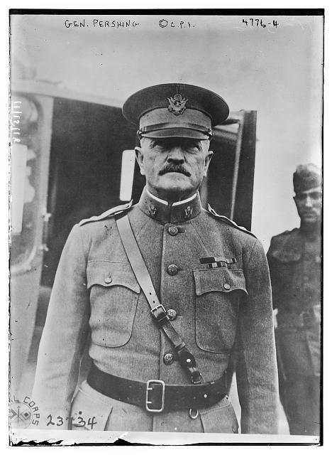 Pershing general