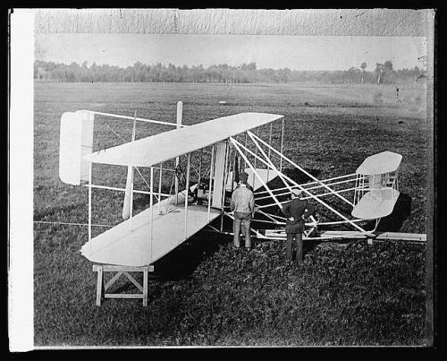wright plane