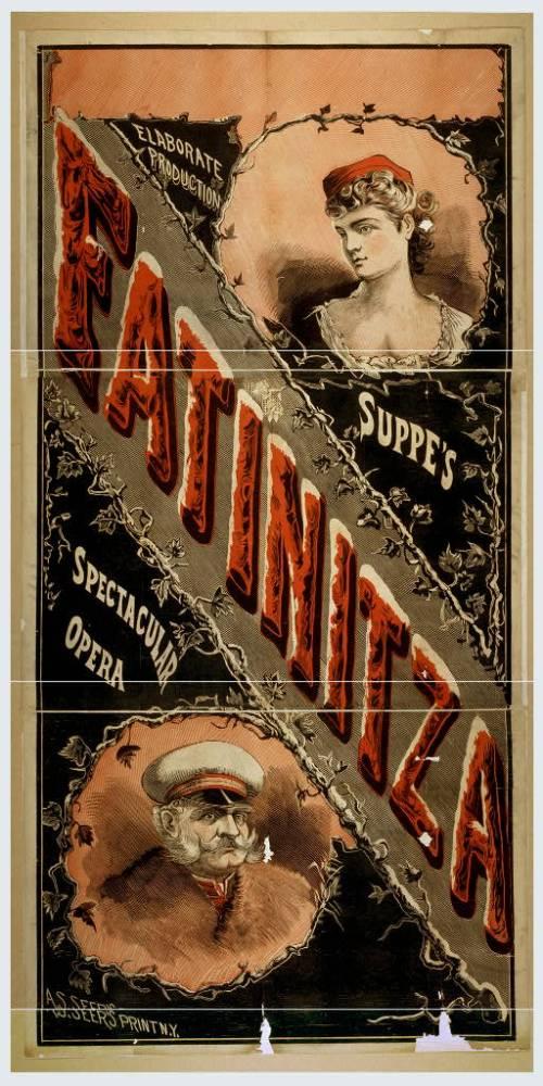fatinitza poster