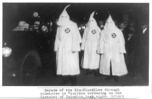 ku klux klan 1922 xx