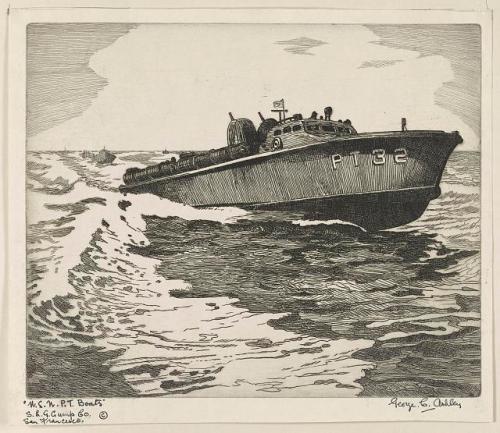 navy PT boat