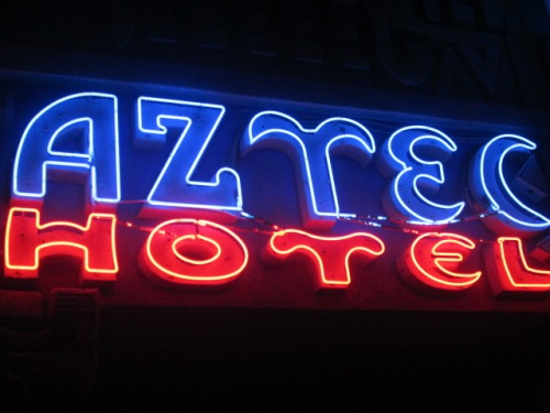 Aztec Hotel 006