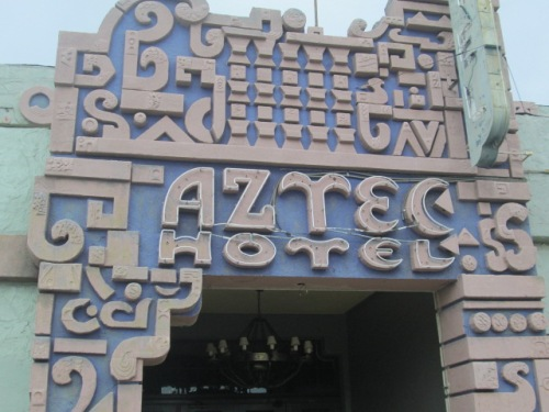 Aztec Hotel 010