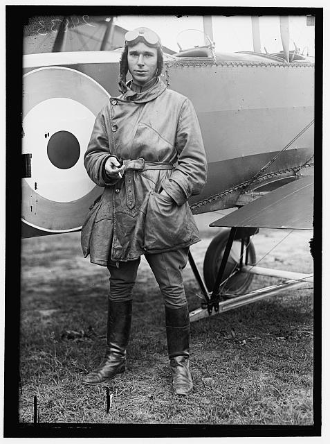 aviator early WWI