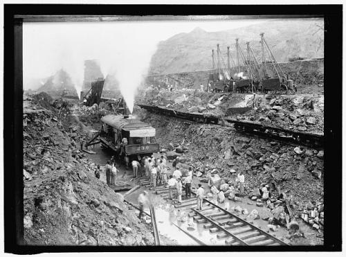 panama canal 2 1913