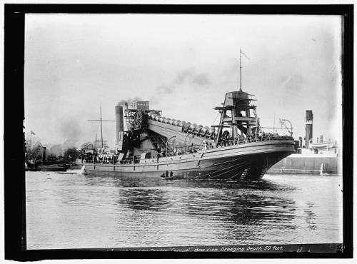 panama canal 3 1913