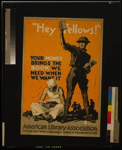 poster amer. library assoc.