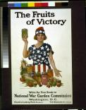 poster fruits of victory