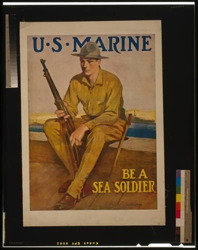 poster marine 2