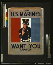 poster marine 7