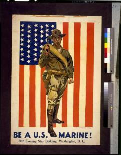 poster marine 8