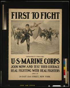 poster marine 9