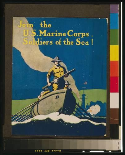 poster marine corps