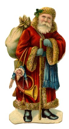 xmas old st. nick