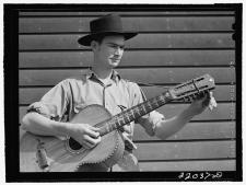 guitar cowboy