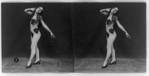 spade girl 1928