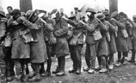 WWI gas victims