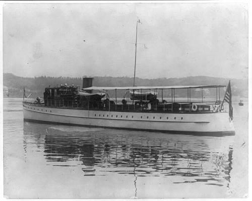yacht 1903