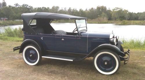 1927 chev