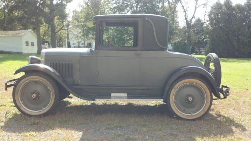 1927 chevy coupe
