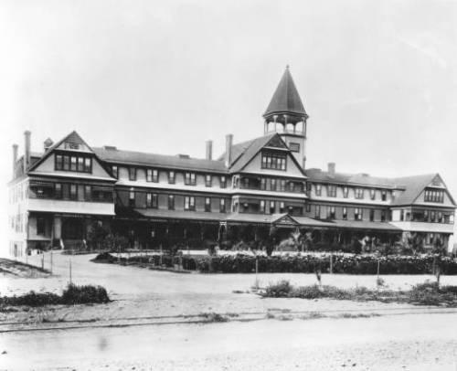 arcadia hotel 1895 santa monica