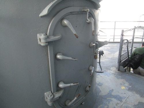 battleship Iowa 102